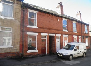 Thumbnail 2 bed town house to rent in Ekowe Street, Basford, Nottinghamshire