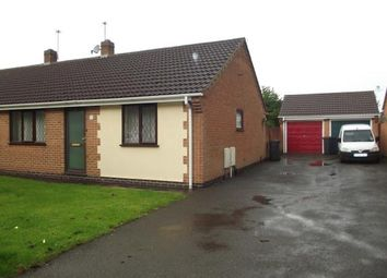 Thumbnail 2 bed bungalow for sale in Kendal Road, Ellistown, Coalville