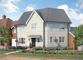 "Thumbnail 3 bed property for sale in ""The Fairoak"" at Lenham Road, Headcorn, Ashford"