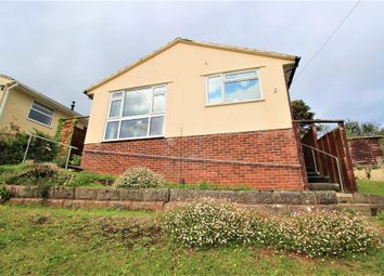 Thumbnail 2 bed detached bungalow for sale in Ailescombe Road, Paignton