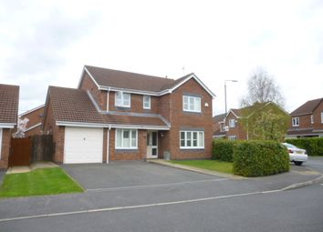 Thumbnail 1 bed detached house to rent in Nether Park Drive, Derby