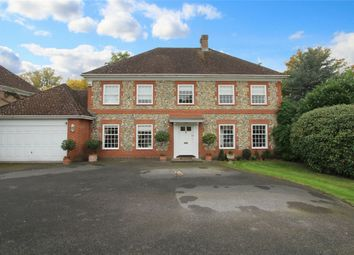 Thumbnail 5 bed detached house for sale in Reed Place, West Byfleet