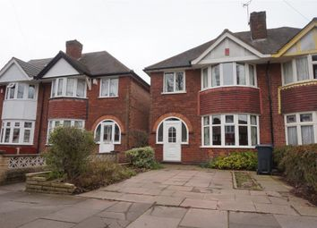 Thumbnail 3 bedroom semi-detached house for sale in Beaufort Avenue, Hodge Hill, Birmingham