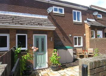 Thumbnail 3 bed terraced house to rent in Addycombe Close, Rothbury, Morpeth