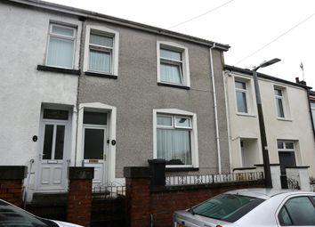 Thumbnail 3 bed terraced house for sale in Windsor Terrace, Twynyrodyn, Merthyr Tydfil