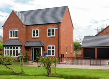 """Thumbnail 4 bed detached house for sale in """"The Maple"""" at Mandale Close, Bishops Itchington, Southam"""