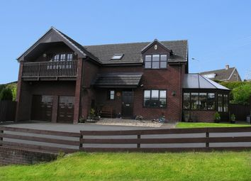 Thumbnail 4 bed detached house for sale in Off Presteigne Road, Knighton