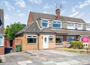 Thumbnail 3 bed semi-detached house for sale in Athol Close, Wirral, Merseyside
