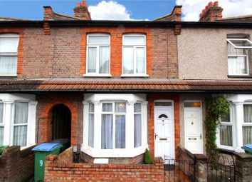Thumbnail 3 bed terraced house for sale in Burton Avenue, Watford