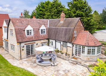 Thumbnail 5 bed detached house for sale in Kings Lane, Broom, Alcester