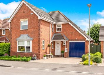 Thumbnail 4 bed detached house for sale in Bay Tree Road, Abbeymead, Gloucester, Gloucestershire
