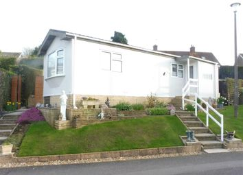Thumbnail 1 bed mobile/park home for sale in Orchard View Park, Herstmonceux, Hailsham