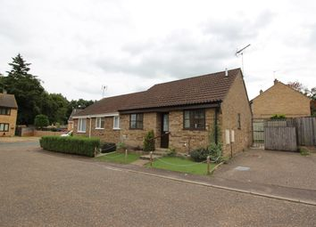 Thumbnail 1 bed semi-detached bungalow for sale in Willow Close, Brandon