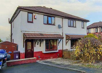 Thumbnail 2 bed semi-detached house for sale in Hillside, Burnley, Lancashire