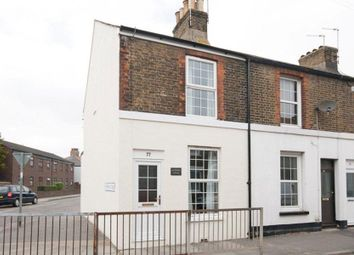 Thumbnail 2 bed terraced house to rent in Western Road, Deal