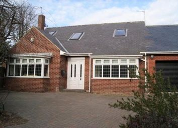 Thumbnail 4 bed detached house to rent in Springwell Road, Durham