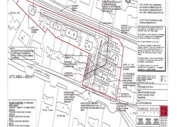 Land for sale in Lower Lamphey Road, Pembroke SA71
