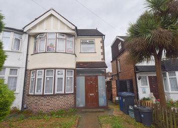 Thumbnail 3 bedroom maisonette to rent in Hodder Drive, Perivale