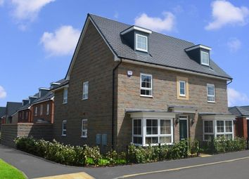 """Thumbnail 5 bed detached house for sale in """"Stratford"""" at Warkton Lane, Barton Seagrave, Kettering"""