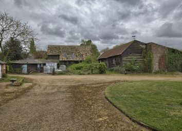 Thumbnail 5 bed barn conversion for sale in Widford, Nr Ware, Hertfordshire
