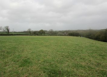 Thumbnail Land for sale in 4 Acres Of Land At Cwmbrwyn, New Mill, St Clears, Carmarthen