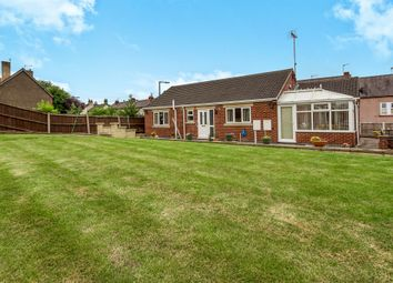 Thumbnail 2 bed detached bungalow for sale in Wood Street, Leabrooks, Alfreton