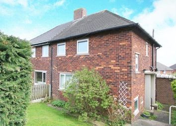 Thumbnail 2 bed semi-detached house for sale in Thornbridge Avenue, Sheffield, South Yorkshire