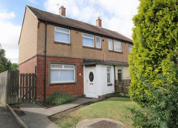 Thumbnail 2 bed semi-detached house to rent in Brooklands, Bishop Auckland