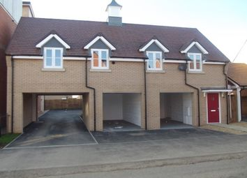 Thumbnail 2 bedroom property to rent in Sanger Avenue, Biggleswade
