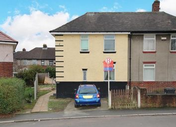 Thumbnail 2 bed end terrace house for sale in Deerlands Close, Sheffield, South Yorkshire