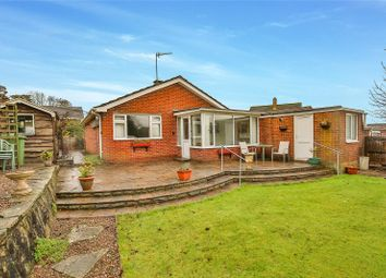 Thumbnail 3 bed bungalow for sale in Temple Close, Lydney, Gloucestershire