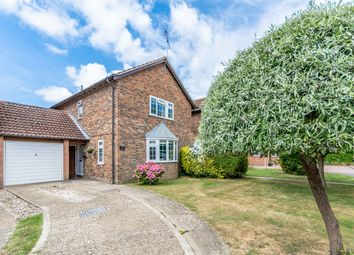 Elmcroft Place, Westergate, Chichester PO20. 4 bed detached house for sale