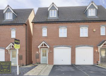 3 bed semi-detached house for sale in Albert Close, Hucknall, Nottinghamshire NG15