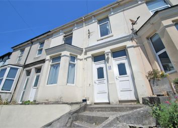Thumbnail 3 bed terraced house for sale in Edgar Terrace, Plymouth