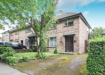 Thumbnail 3 bed semi-detached house for sale in Loughton, Essex