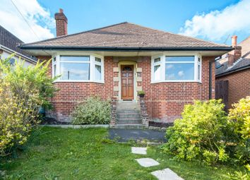 Thumbnail 3 bed detached bungalow for sale in Burnham Chase, Southampton