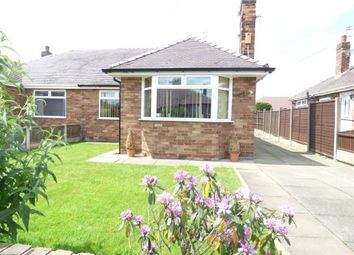 Thumbnail 2 bed bungalow for sale in Woodview Crescent, Widnes, Cheshire
