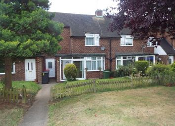 Thumbnail 3 bedroom terraced house for sale in Digby Road, Coleshill, Birmingham, Warwickshire