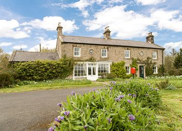 Thumbnail 4 bed detached house for sale in The Old Post Office, Kiln Pitt Hill, Northumberland