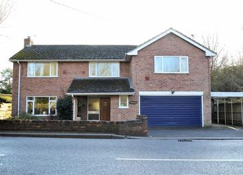 Thumbnail 4 bed detached house for sale in Enborne Row, Wash Water, Newbury, Berkshire