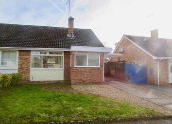 Thumbnail 2 bed bungalow to rent in Harrow Way, Kingsthorpe, Northampton