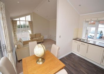 Thumbnail 2 bed detached house for sale in Plot Chalet Leven Park, Loch Leven, Kinross