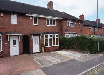 Thumbnail 2 bed terraced house for sale in Hamilton Road, Longton, Stoke-On-Trent, Staffordshire