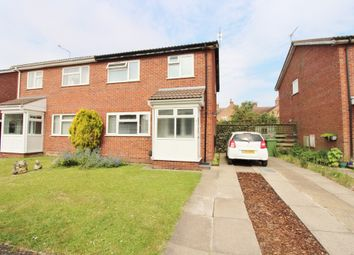 Thumbnail 3 bed property for sale in Framlingham Close, Great Yarmouth