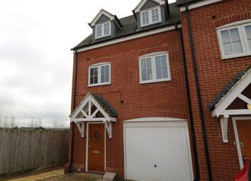 Thumbnail 3 bed property for sale in Woodpecker Gardens, Wixams, Bedford