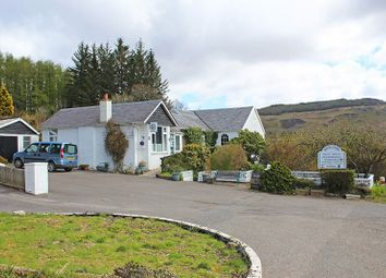 Thumbnail 6 bed bungalow for sale in Braeside Guest House, Kilmore, Oban