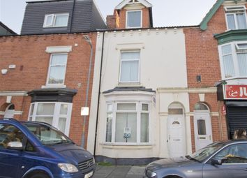Thumbnail 4 bed terraced house for sale in Victoria Road, Middlesbrough