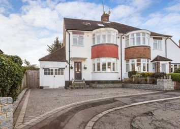 Wensley Avenue, Woodford Green IG8. 4 bed semi-detached house for sale