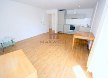 Thumbnail 1 bed flat to rent in Harford Road, Bow, London E3,