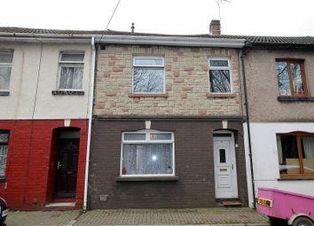 Thumbnail 3 bed terraced house for sale in Elwyn Street, Tonyrefail, Porth, Rhondda, Cynon, Taff.